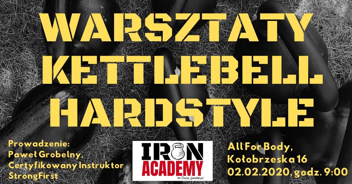 kettlebell szkolenie warsztaty gdańsk